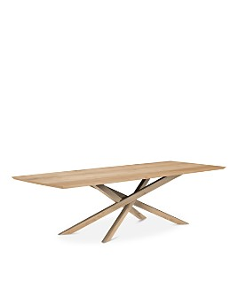 Ethnicraft - Mikado Dining Table Collection
