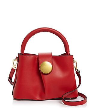 Elleme Malette Leather Satchel