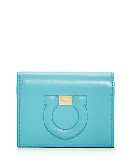 Salvatore Ferragamo - City Leather French Wallet