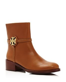 Tory Burch - Women's Miller Leather Booties
