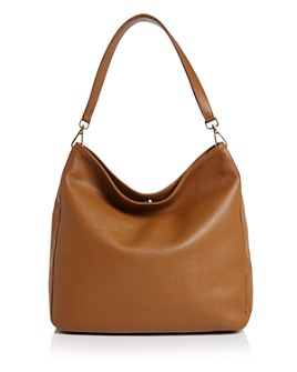 AQUA - Leather Hobo - 100% Exclusive