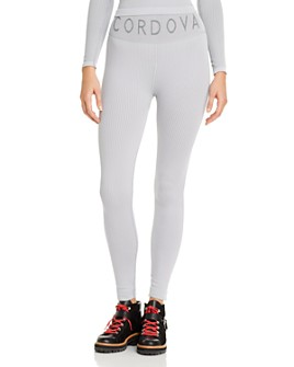 Cordova - Signature Base Layer Ski Leggings