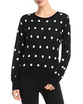 Bailey 44 - Addie Polka Dot Sweater