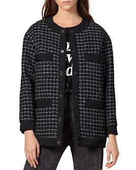 Sandro - Tessa Tweed Jacket