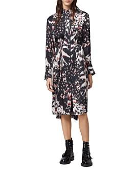 ALLSAINTS - Anya Wing Shirt Dress