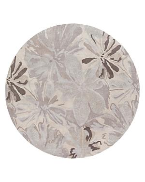 Surya Athena Ath-5135 Round Area Rug, 4' x 4'