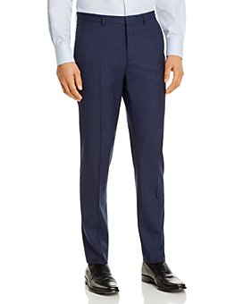 HUGO - Hets Micro Houndstooth Extra Slim Fit Suit Pants