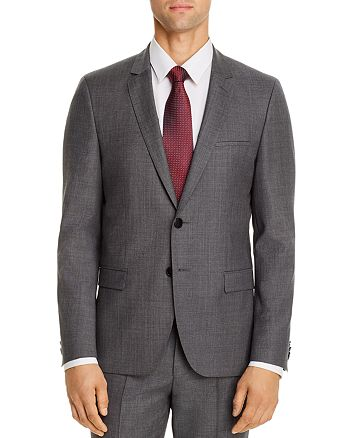 HUGO - Arti Sharkskin Extra Slim Fit Suit Jacket