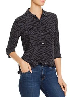 Rails - Rhett Tiger Print Shirt - 100% Exclusive