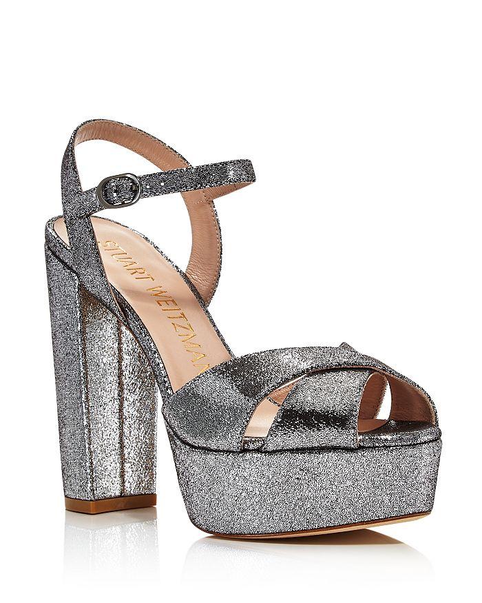 Stuart Weitzman - Women's Soliesse Platform Sandals