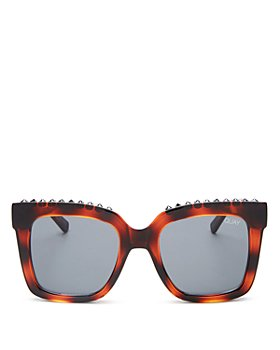 Quay - Women's Icy Square Sunglasses, 50mm