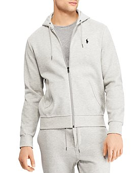 Polo Ralph Lauren - Double-Knit Full-Zip Hoodie