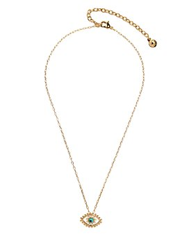 "BAUBLEBAR - Ojo Evil Eye Pendant Necklace, 15"""