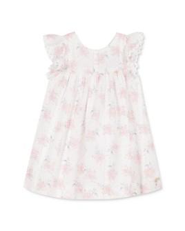 Tartine et Chocolat - Girls' Floral Print Ruffled Dress - Baby