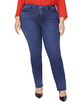 NYDJ Plus - Sheri Slim Jeans in Habana