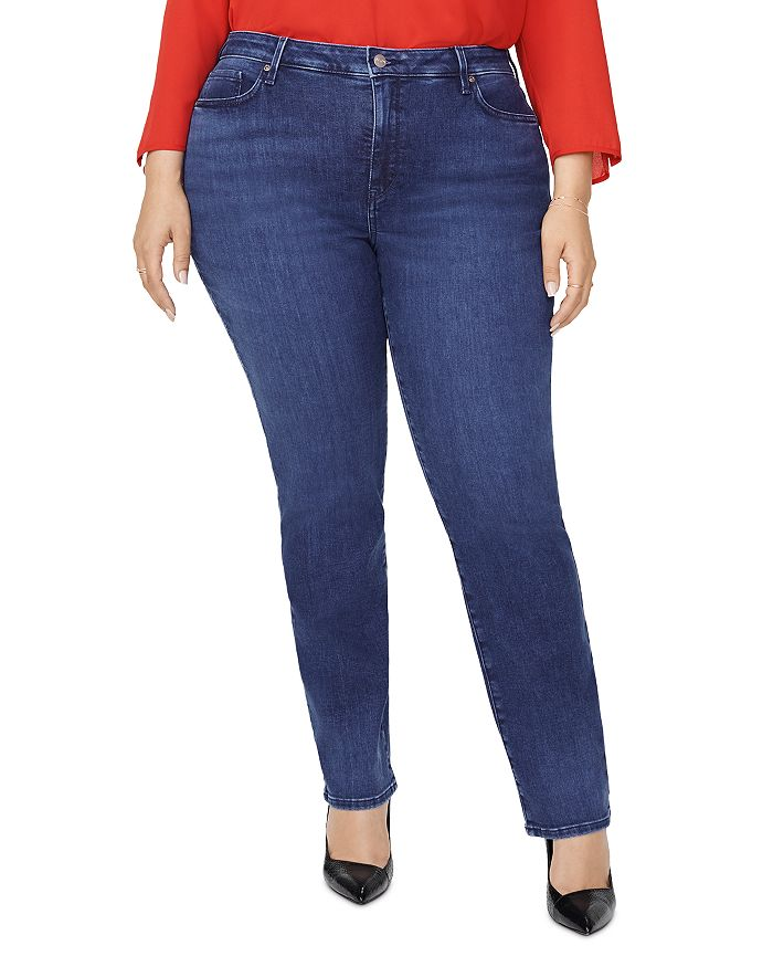 NYDJ Plus - Sheri Slim Jeans in Habana