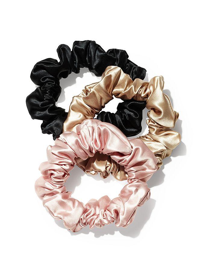 slip - Pure Silk 3-Pack Large Scrunchies