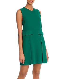 See by Chloé - V-Neck Shift Dress