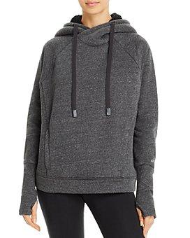Alo Yoga - Frost Long Sleeve Hoodie