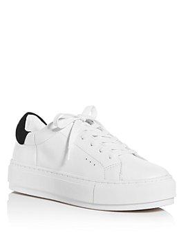 KURT GEIGER LONDON - Women's Laney Platform Low-Top Sneakers
