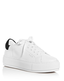 KURT GEIGER LONDON - Women's Laney Platform Low-Top Sneakers