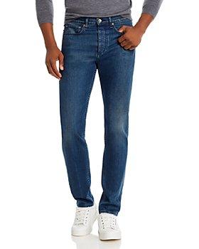 rag & bone - Fit 2 Slim Fit Jeans in Rock City