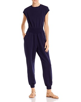 Rebecca Taylor - French-Terry Jumpsuit