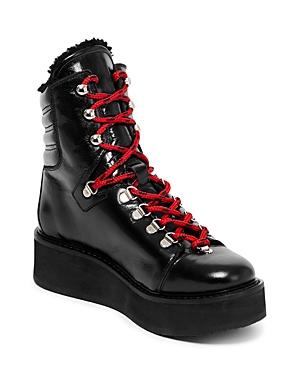 Allsaints Women's Fae Platform Hiker Boots