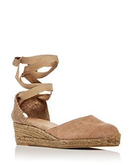 Castañer - Women's Carina Espadrille Wedge Sandals