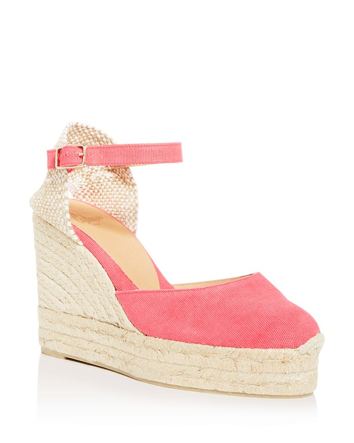 Castañer - Women's Carol Espadrille Wedge Sandals