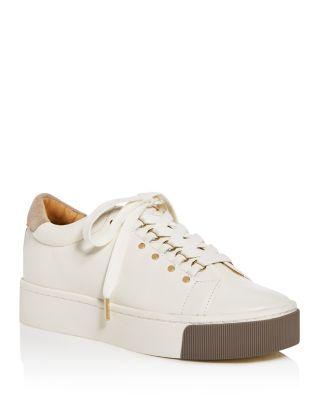 Handan Low-Top Platform Sneakers