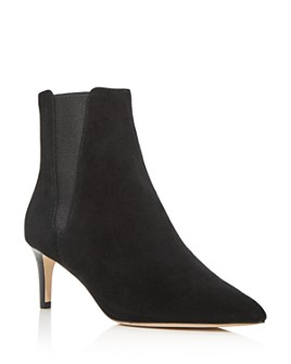 Joie - Women's Ralti Pointed Toe High-Heel Booties