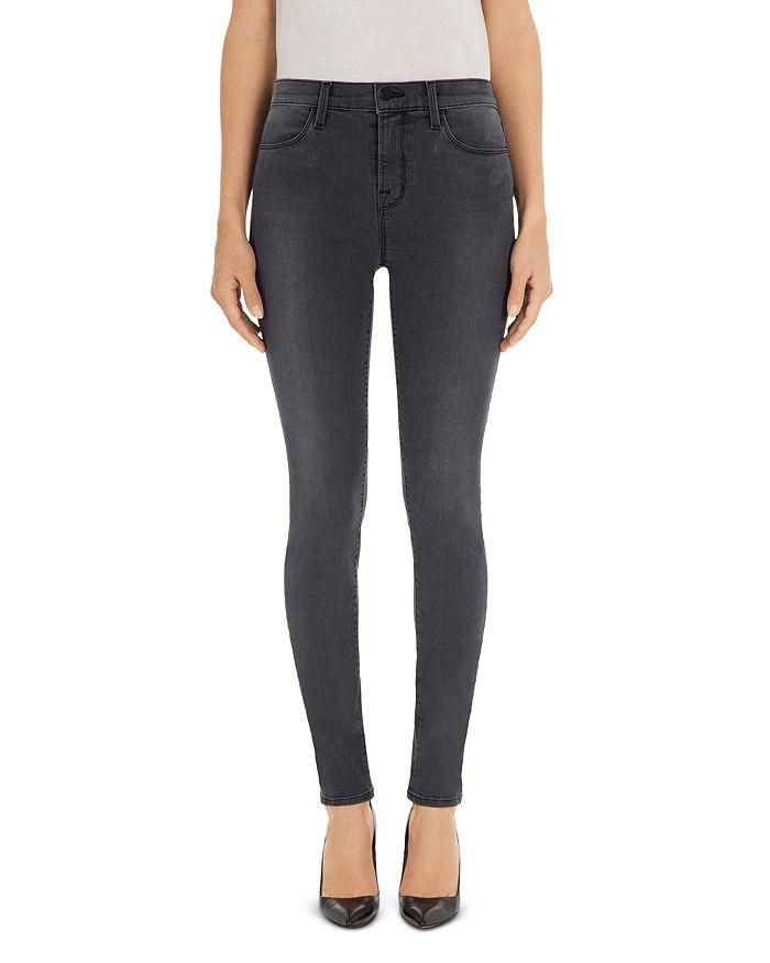 J Brand Skinny jeans MARIA HIGH-RISE SKINNY JEANS IN NIGHT BIRD