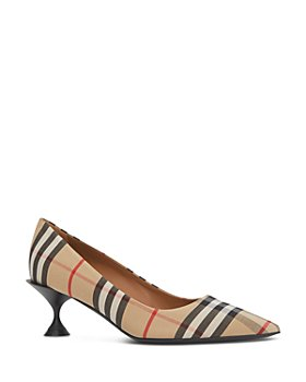 Burberry - Women's Vintage Check Pumps
