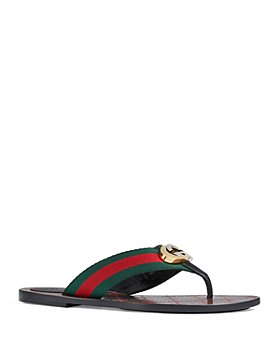 Gucci - Women's Kika Thong Sandals