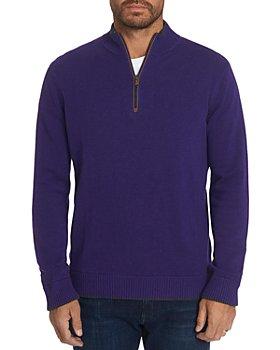 Robert Graham - Selleck Quarter-Zip Classic Fit Sweater
