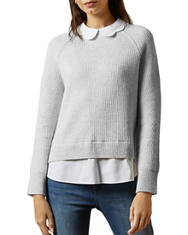 Ted Baker - Uleen Layered-Look Sweater