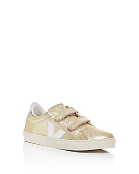 VEJA - Unisex Esplar Leather Low-Top Sneaker - Toddler, Little Kid