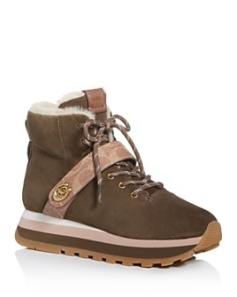 COACH - Women's Urban Hiker Platform Booties