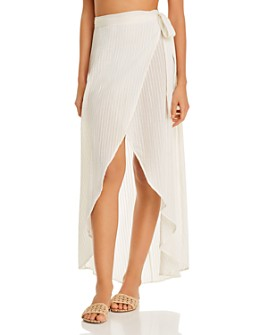 Onia - Amanda Wrap Skirt Swim Cover-Up