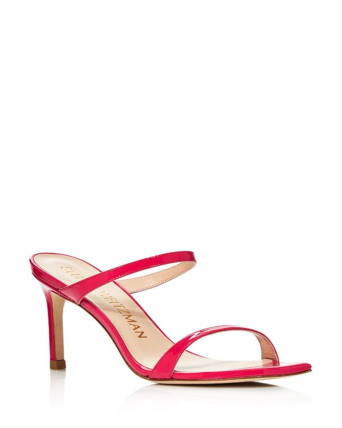 Stuart Weitzman - Women's Aleena High-Heel Slide Sandals
