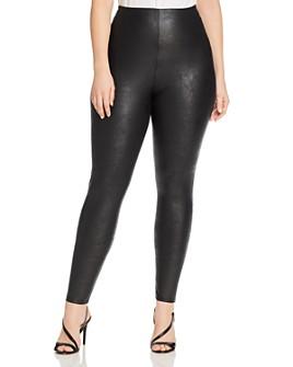 Lyssé Plus - Matilda Faux Leather Leggings