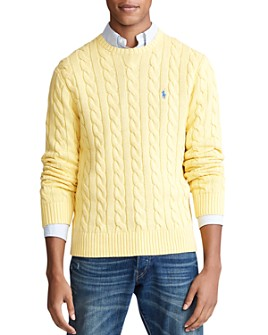 Polo Ralph Lauren - Cable-Knit Sweater