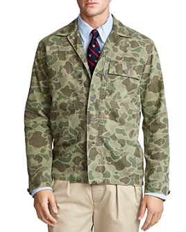 Polo Ralph Lauren - Classic Fit Camo Shirt Jacket