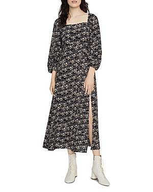 Sanctuary Lindsey Floral Print Maxi Dress-Women