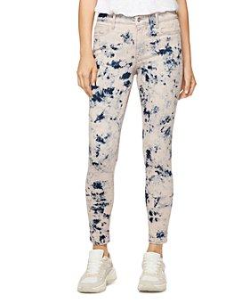 Sanctuary - Skinny Jeans in Paradise Tie-Dye