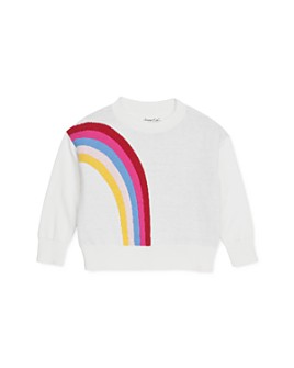 Sovereign Code - Girls' Loraine Rainbow Intarsia Sweater - Little Kid, Big Kid