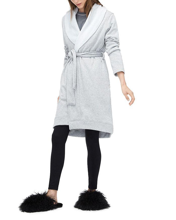 Ugg Loungewears BLANCHE II DOUBLE-KNIT FLEECE ROBE