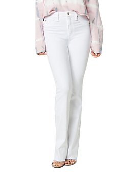 Joe's Jeans - The Hi Honey Bootcut Jeans in White