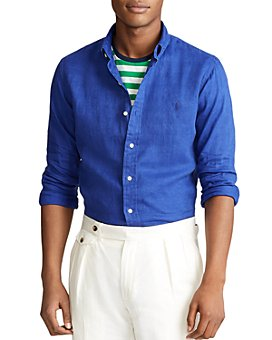 Polo Ralph Lauren - Classic Fit Linen Shirt
